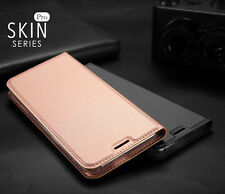 Luxury PU Leather Wallet Case Flip Pouch Stand Cover Skin For Samsung Galaxy CM