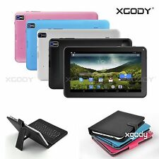 XGODY T93Q Android Tablet PC 9 inch Quad Core Dual Camera Capacitive touchscreen