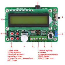 UDB1002S/1005S/1008S Signal Generator Source 60MHz Frequency Counter DDS Module