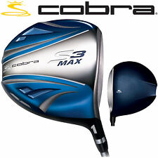 Cobra S3 MAX Ladies Right Handed Driver Golf Club Womens Flex Graphite Shaft
