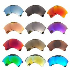 Polarized Replacement Lenses for Flak Jacket XLJ Sunglasses Multi-colors