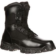 Rocky Alpha Force Waterproof 400G Insulated Duty Boots Black RKYD011