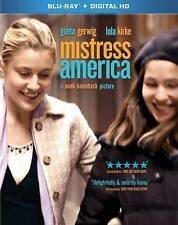 Mistress America (Blu-ray Disc, 2015) - Ex Library - **DISC ONLY**