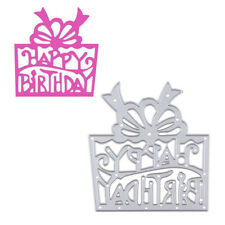 Lovely Embossing Stencil Metal Cutting Dies Scrapbooking DIY Cutting Tool