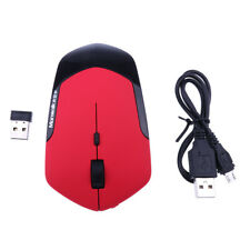 1600DPI Adjustable Game Mice 2.4G Wireless Silent Gaming Mouse Laptop PC