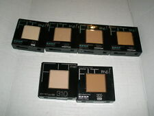 New Maybelline Fit Me! Pressed Powder CHOOSE TYPE + COLOR