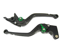 EMOTION K-Sport Clutch Brake Levers Long for Yamaha YZF R1 02-03