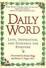 Daily Word : Love, Inspiration, and Guidance for Everyone (1997, Hardcover,...