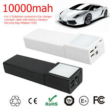 10000Mah Multi-Function Auto Car Jump Starter Power Bank Battery Charger Tracker