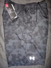 UNDER ARMOUR HEAT GEAR CAMO PATTERN RUNNING SHORTS SIZE XL L MEN NWT $39.99