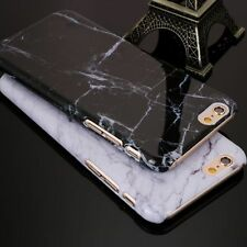 Granite Marble Texture Pattern Phone Cases Hard PC Case for iPhone & Samsung
