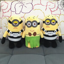 2017 Despicable Me 3 Stuffed Cuddly Teddy Doll Plush Minion And Unicorn Soft Toy
