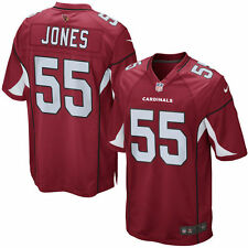 Authentic Nike NFL Game Edition Arizona Cardinals Chandler Jones #55 Jersey NWT