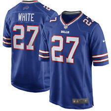 Authentic Nike NFL Game Edition Buffalo Bills TreDavious White #27 Jersey NWT