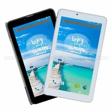 7'' inch 3G Tablet PC Android 4.4 Dual Core 8GB WIFI Dual Camera Unlocked GPS HD