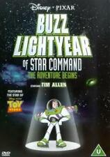 Buzz Lightyear of Star Command - The Adventure Begins DVD (2001) Tad Stones