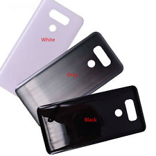 OEM glass Rear Panel Battery Back Door Cover Housing replacement For LG G6