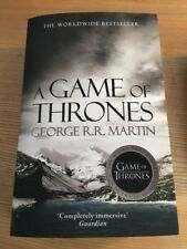 A Game Of Thrones (A Song Of Ice And Fire Book 1) - Book by George R.R. Martin