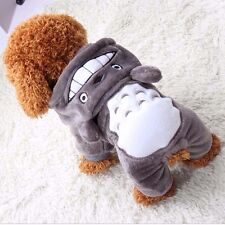 Winter Hoodie Costume Dog Clothes Pet Jacket Coat Puppy Cat Costumes Apparel