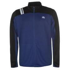 Lonsdale 2 Stripe Tracksuit Jacket Stylish Boxing Top Mens All Sizes