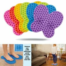 Reflexology Foot Relief Heal Mat As Seen On Tv Pain Relief 2800 Points Massager