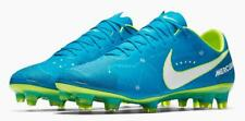 Nike Mercurial Vapor XI FG Men's Soccer Cleats Football Shoes Blue Orbit 1708