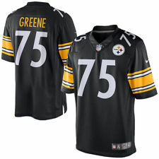 Authentic Nike NFL 2017 Limited Edition Pittsburgh Steelers Joe Greene 75 Jersey