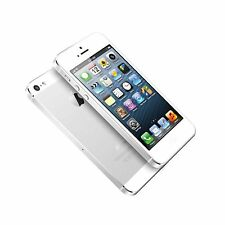 Straight Talk Apple iPhone 5S 16GB 4G Gray/Silver LTE Smartphone Apple Warranty