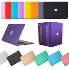 Laptop Rubberized Hard Cover Case for Apple Macbook Air 13 inch + Keyboard Cover