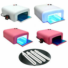 Fashion New Hot Sale 36W Art Acrylic UV Nail Lamp Curing Light Gel Polish Dryer