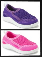 Speedo Toddler/Little Girls Pink or Purple Surfwalker Water Shoes - NWT