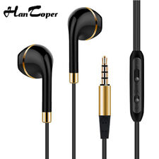 New OEM Headphones Xiaomi Earpod Earphone Earbuds With Mic For Apple Iphone 6 5s