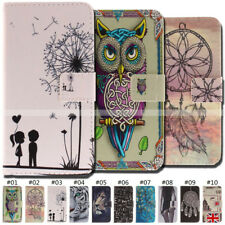 Fashion Protective Card PU Leather Back Flip Case Cover Wallet Skin For Nokia 8