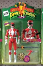 MIGHTY MORPHIN POWER RANGERS #2 RED RANGER ACTION FIGURE VARIANT COMIC BOOK