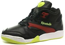Reebok Classic Court Victory Pump Black/Red Unisex Sneakers, Size