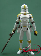 Clone Trooper Waxer (Assault On Ryloth - The Clone Wars Collection, 2009) LOOSE