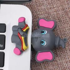 Elephant USB Flash Drive Pen Drive Memory Stick 4/ 16/64GB External Storage