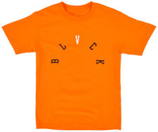 Black Scale Logo T-Shirt Mens Orange BLVCK SCVLE