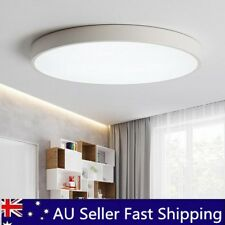 LED Round Ceiling Down Light Fixture Home Bedroom Living Room Surface Mount Lamp