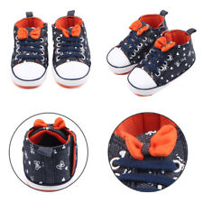 Sneakers Baby Boys Casual Shoes Toddler Crib Prewalker Canvas Shoes
