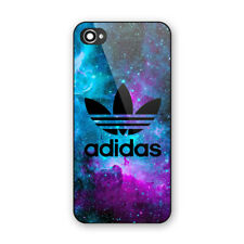 Adidas Stripe Gold Marble Print Hard Plastic Case For iPhone 5 5s SE 6 6s 7 Plus