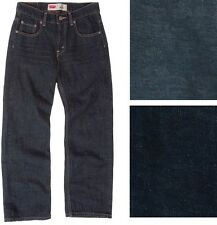 Levis Boys 550 Jeans Relaxed Tapered Leg Reg Slim Husky size 10 12 14 16 18 NEW