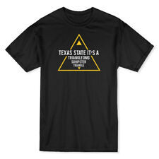 Texas State OMG So Hipster Men's T-shirt