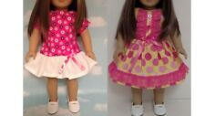 """Dress handmade to fit 18"""" American Girl Doll 18 inch Doll Clothes 4ab"""
