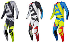 Motocross Suit FOX Racing 180 NIRV Jersey Pants Full Set Combo 2017 3 Colors