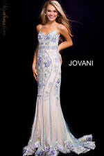Jovani 55816 Evening Dress ~LOWEST PRICE GUARANTEED~ NEW Authentic Formal Gown