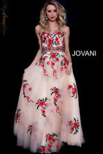Jovani 49984 Evening Dress ~LOWEST PRICE GUARANTEED~ NEW Authentic Formal Gown