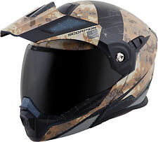 NEW SCORPION  EXO-AT950 MODULAR SOLID HELMET SAND [Different Sizes]