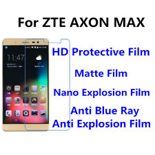 3pcs For ZTE AXON MAX High Clear/Matte/Anti Blue Ray Screen Protector