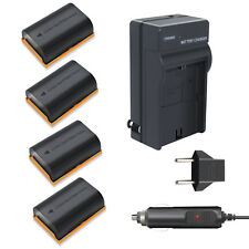 Replacement Canon LP-E6 Battery Charger For Canon 6D Mark II 5D Mark III 7D 60D
